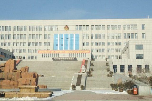 Więzienie w Benxi, prowincja Liaoning, Chiny (Minghui.org)